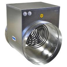 Электрический воздухонагреватель для круглых каналов серии ЭНК