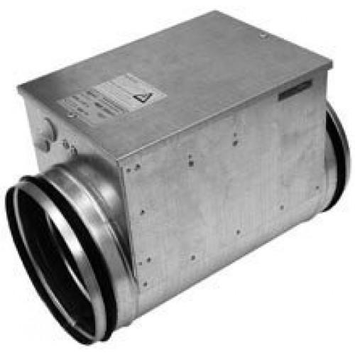 Канальный электронагреватель для круглых воздуховодов PBEC