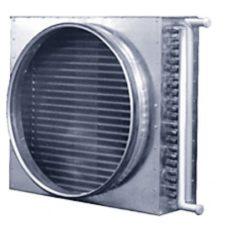 Канальный водяной теплообменник для круглых воздуховодов PBAHC
