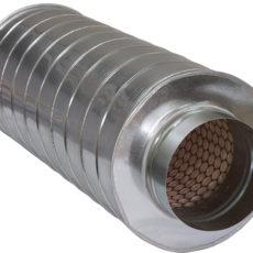 Шумоглушитель трубчатый круглый ГТК
